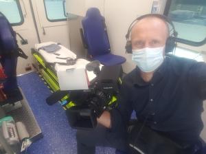 Michael Zollinger VJ Ambulanz